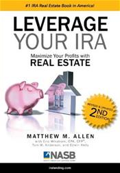 Book Cover of Leverage Your IRA 2nd Edition